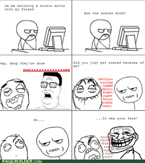 Horror Movie Troll