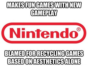 Why Does Everyone Complain About Nintendo?