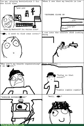 Battlefield fail