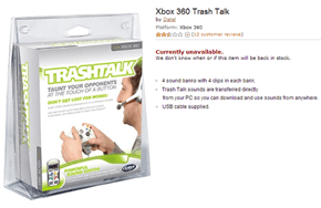 LEARN HOW TO TRASH TALK WITH XBOX TRASH TALK