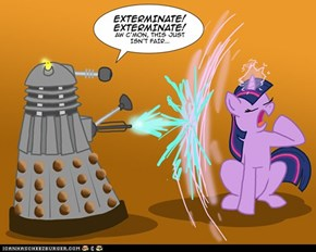 Pony Vs Dalek