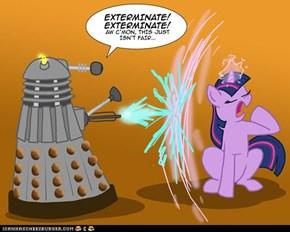 Pony Vs Dalek