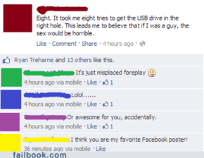 USB = Sex?