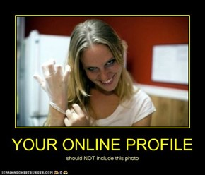 YOUR ONLINE PROFILE