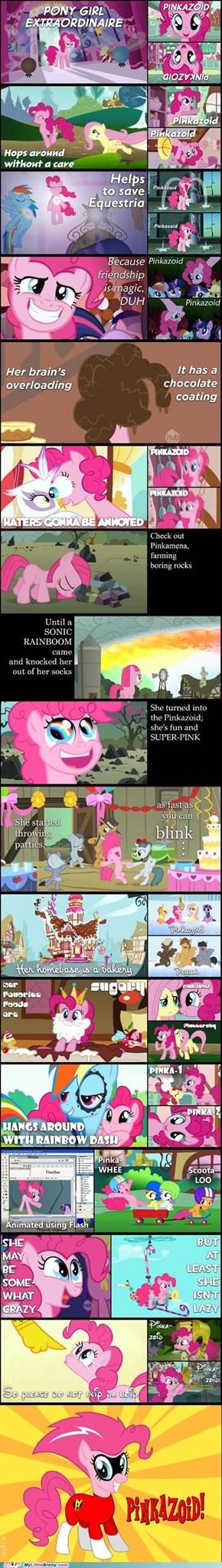 Pinkazoid!