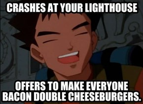 Good Guy Brock