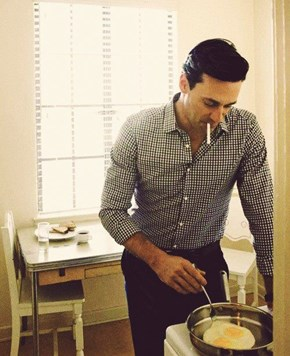 Hamm and Eggs