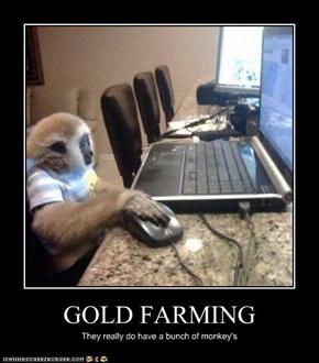 GOLD FARMING