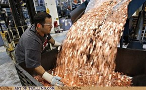 Samsung pays Apple $1 billion in coins