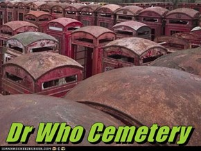 Dr Who Cemetery