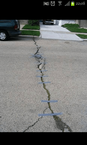 Tired of Waiting for the City to Fix the Roads?