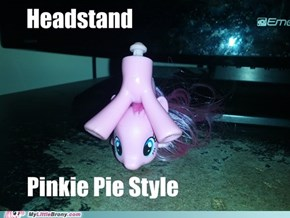 You Borked it Pinkie