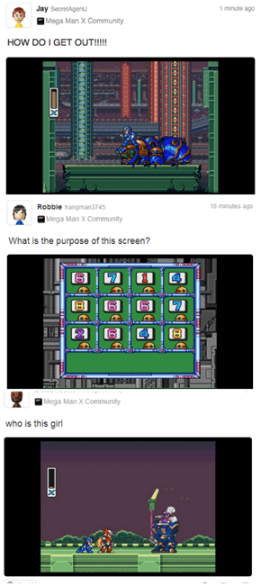 Miiverse Makes You Lose Faith in Gamers
