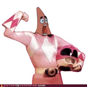 Go Go Patrick Ranger