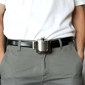 Can I Have Your Belt Please?