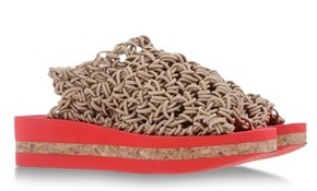 Ramen Noodle Sandals