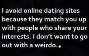 99% Match on Craziness