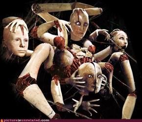 Nightmare Mannequin