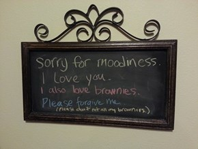 The Healing Power of Brownies