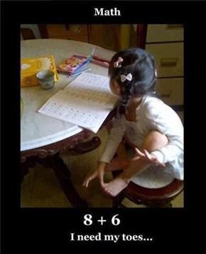 That's Advanced Math