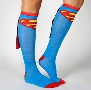 Caped Socks
