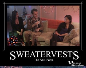 Sweatervests: The Anti-Poon