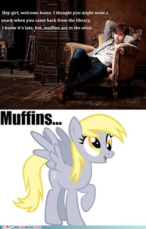 Derpy Approves
