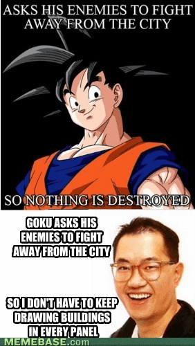 Scumbag Toriyama