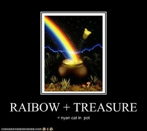 RAIBOW + TREASURE