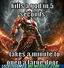 kratos is op