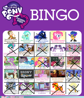 NO BINGO FOR ME