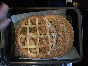 The Venn Pie-agram