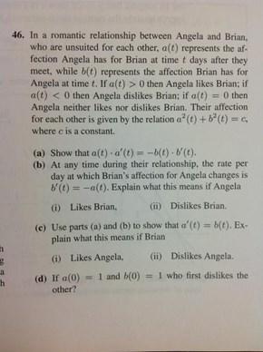Math + Relationships = Confusion