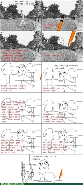 "Creating the ""Perfect"" Rage Comic"