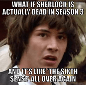 Don't Even Think About It, Moffat!