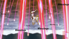 Let Arceus Shower You With His Blessings