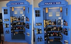 I Figured There Would Be More Booze in the Tardis