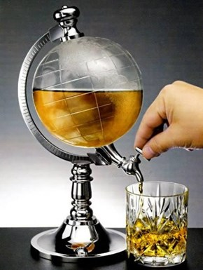 I Will Drink the World!