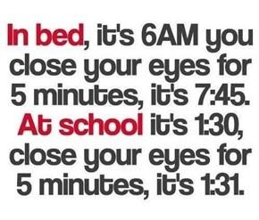 The Clocks at  School Are Broken
