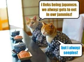 Eeting japaneze