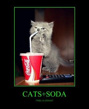 CATS+SODA