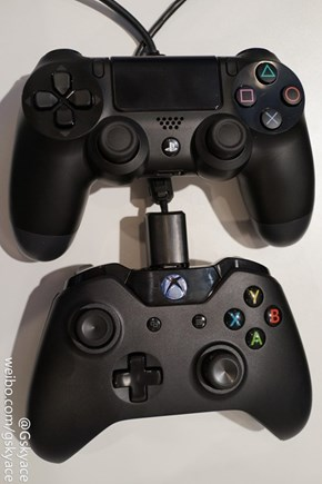 The Playstation 4 Controller is Bigger Than First Thought