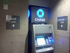 Wait, Where's the Chase ATM Again?