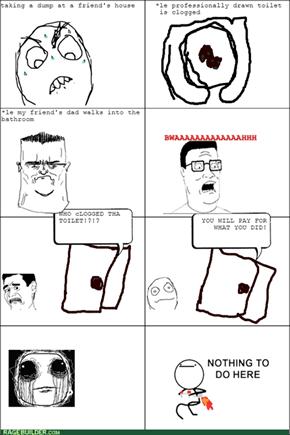 Aw....crap!