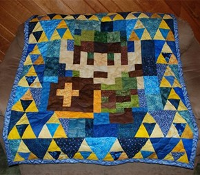 It's Dangerous to Go to Bed Without This Blanket
