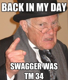 Swagger Has Changed