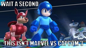 Mega Man Made a Wrong Turn