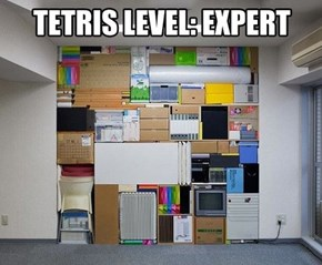 Years of Tetris Comes in Handy