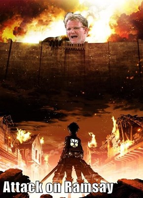 Attack on Ramsay