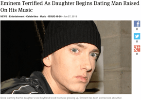 That's Mr. Mathers to You, Kid